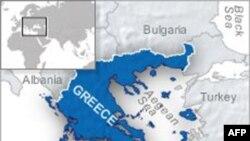 Забастовка в Греции нарушила работу порта в Пирее