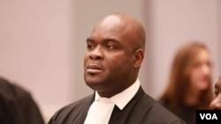 Me Simplice Séri Zokou, un des avocats de Charles Blé Goudé (DR)