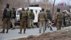 بھارتی کشمیر میں جھڑپ کے دوران چھ ہلاک