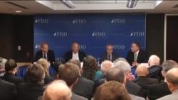 بررسی وضعیت خاورمیانه در بنیاد دفاع از دموکراسی