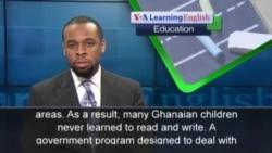 In Ghana, Learning to Read in Safaliba Helps Kids Learn English