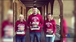 Перші враження українського стипендіата лідерської програми у Стенфорді. Відео