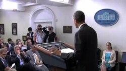 奥巴马呼吁国会众院尽快通过预算案