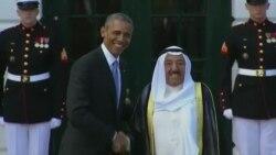 تلاش اوباما برای جلب اطمینان کشورهای عرب خلیج فارس در کمپ دیوید