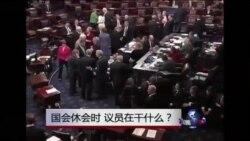 时事大家谈:国会休会时 议员在干什么?