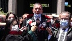 Avukatlardan Düğmeli Protesto