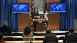 EE.UU. pide elecciones justas en Haití