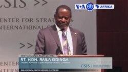 Manchetes Africanas 10 Novembro 2017: Odinga menciona secessão no Quénia