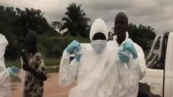 第二名感染伊波拉病毒的美國人星期二返國