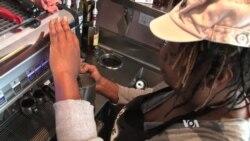 Homeless Women on LA's 'Skid Row' Find Hopeful Future