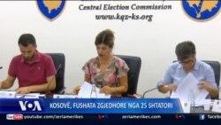 Kosovë, fushata zgjedhore fillon më 25 shtator