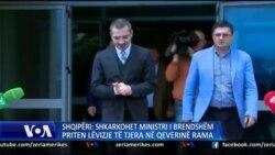 Shqipëri: Largohet nga detyra Ministri i Brendshëm