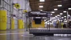 Amazon Receives Patent for Drone Delivery System