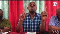 Byron Odige, responsab Viv Ayiti, mande l'OEA pou l vinn divize opozisyon demokratik la