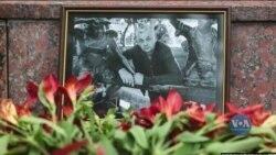На якому етапі перебуває розслідування вбивства журналіста Вадима Комарова. Відео