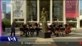 Nju Jork, skulptura nderon të prekurit nga koronavirusi