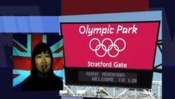 VOA连线: 伦敦奥运热点-奥运选手玩疯了?