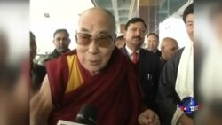 西藏流亡精神领袖达赖喇嘛赴美体检