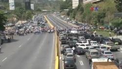 "Venezuela: oposición insiste en ""protesta pacífica"""