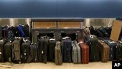 La transferencia de maletas extraviadas cuesta a la industria $1.360 millones de dólares anuales.