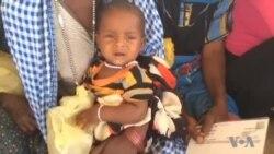 Les réfugiés soudanais face à la malnutrition au Tchad (vidéo)