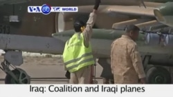 VOA60 Duniya: ISIS da Iraqi, Maris 26, 2015