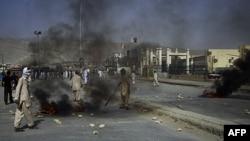 Pakistanda baş verən yolkənarı bomba partlayışı əsgərlərin ölümünə səbəb olub
