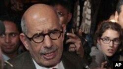 모하메드 엘바라데이 전 국제원자력 기구(IAEA) 사무총장