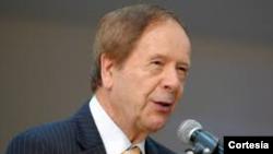 Emilio Viano, docente de Justicia, Leyes y Sociedad en American University en Washington DC