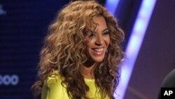 Beyonce merekam video musik di ruang Majelis Umum PBB , Jum'at (10/8) . Video ini akan dirilis 19 Agustus mendatang untuk memperingati hari Kemanusiaan Sedunia.