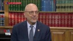تد دویچ در گفتگو با صدای آمریکا: آمریکا خاورمیانه را ترک نخواهد کرد تا اجازه ظهور مجدد به داعش ندهد