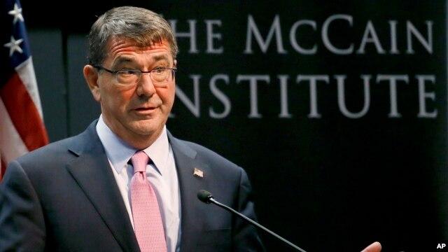 Bộ trưởng Quốc phòng Mỹ Ashton Carter tuyên bố Hiệp định Thương mại Xuyên Thái Bình Dương TPP là một bộ phận quan trọng của chiến lược xoay trục Á Châu.