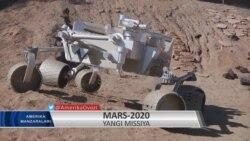 Mars quruq orzu emas