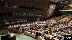 В Нью-Йорке в штаб-квартире ООН прошла торжественная церемония в честь Международного дня памяти жертв Холокоста. 10 февраля 2011 года
