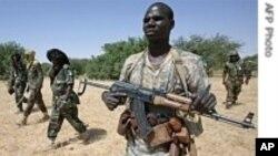 Tentara pemberontak JEM yang berbasis di Darfur, Sudan (foto: dok).