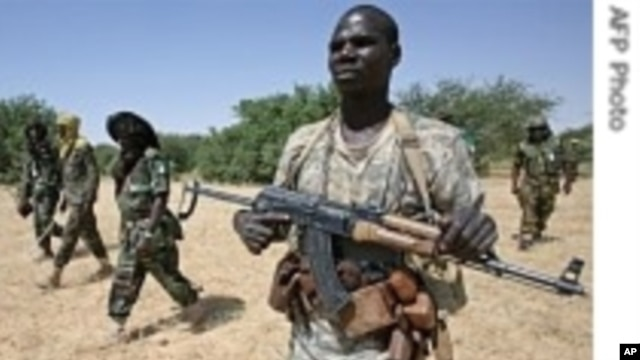 Members of the Sudanese rebel group Justice and Equality Movement (JEM), shown here in Darfur, have reportedly occupied Pariang county in South Sudan's Unity state.