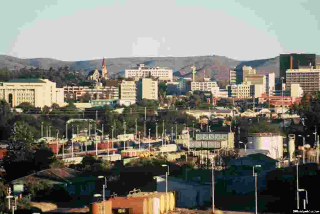 Windhoek, Namíbia