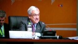Chile condena uso de armas químicas