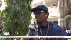 Y'en a marre au coeur de la présidentielle au Sénégal