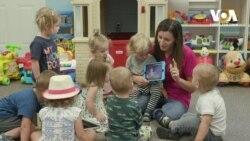 Чи годують дітей борщем в українському дитячому садку у США. Відео
