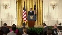 年终报道: 奥巴马希望在执政最后两年留下政治遗产