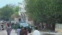 阿富汗自杀爆炸袭击致九人死亡