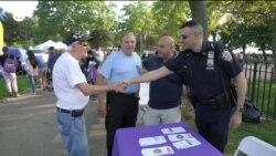 Национальная вечеринка, на которой полицейские – желанные гости