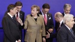 تصويب صندوق نجات اقتصادی اروپا در بروکسل