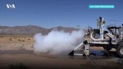 Ракетный двигатель на 3D-принтере