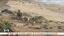 """Les plages menacées par """"la mafia du sable"""""""