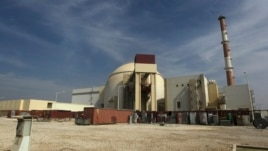 FILE - The reactor building of the Bushehr nuclear power plant just outside the southern city of Bushehr is seen in a Jan. 20, 2014, photo