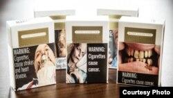 """Peringatan keras"" tentang bahaya merokok gagal menghalangi niat orang untuk merokok, menurut sebuah penelitian (foto: dok)."