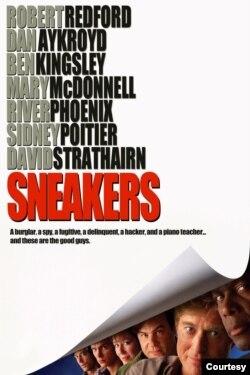 فلم 'اسنیکرز' میں رابرٹ ریڈفرڈ اور بین کنگزلی نے مرکزی کردار ادا کیا تھا۔