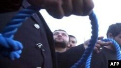 Tất cả đã bị treo cổ sáng nay tại nhà tù Evin ở Tehran